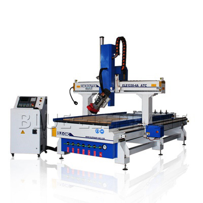 ELECNC-1330 4 Axis ATC CNC Router Machine for Wood Carving