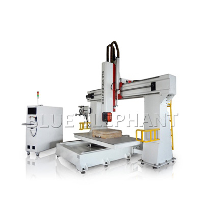 ELECNC-1224 5 Axis CNC Router Machine For Sale