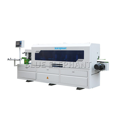 Automatic Double Repair Edge Banding Machine for Panel Furniture