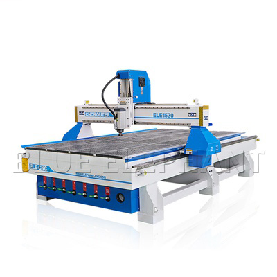 ELECNC-1530 3 Axis CNC Router for Wood Door Making