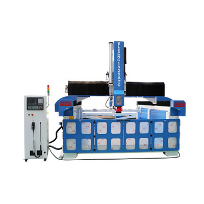 ELECNC-1825 Linear ATC Woodworking Carving Machine with Right Angle Head