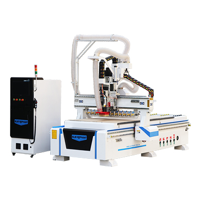 The Latest 1325 Linear ATC CNC Router for Wooden Furniture