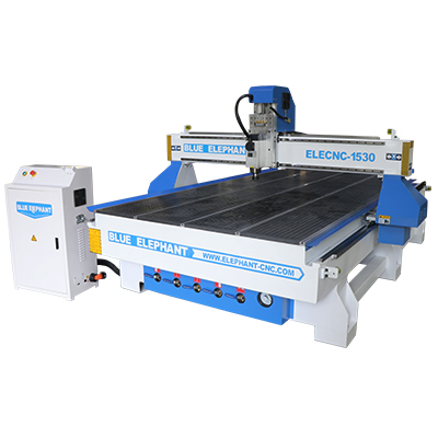 ELECNC-1530 3 Axis Woodworking Engraving Machine