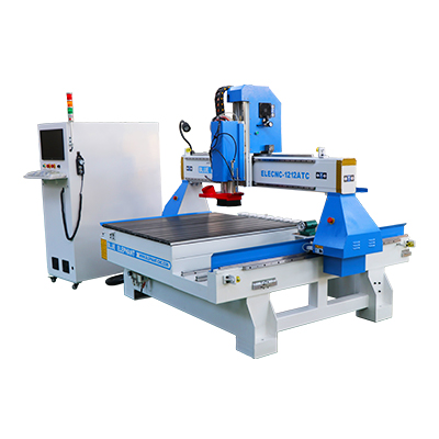 1212 4 Axis Linear ATC CNC router with Rotary Device