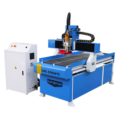 6090 Linear ATC CNC Router for Small Format Product