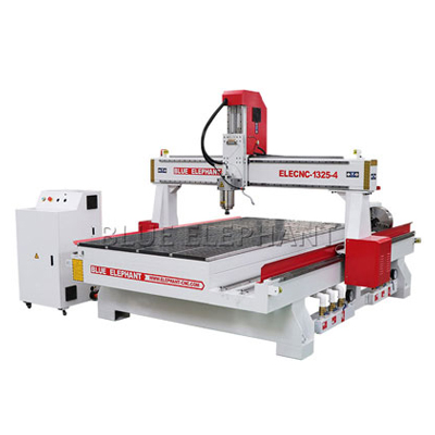 1325 cnc router woodworking machinery with rotary device