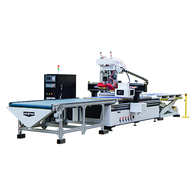 ATC CNC Drilling and Nesting CNC Router