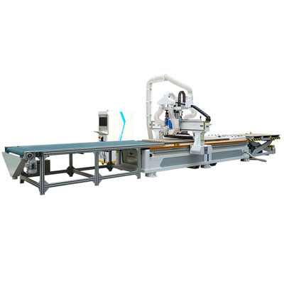 Automatic Loading and Unloading CNC Machining Center