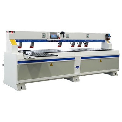 Double Head Side CNC Drilling Machine