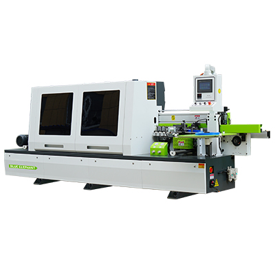 Fully automatic edge banding machine for wood